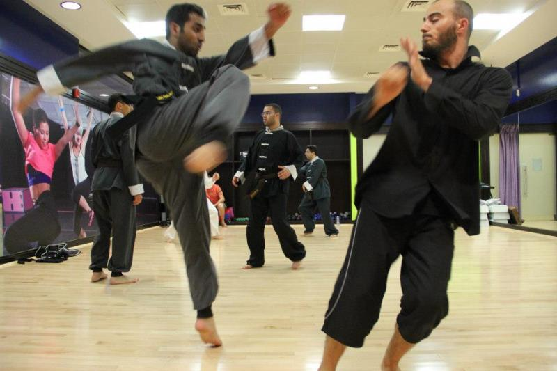 Karate classes in Dubai Marina